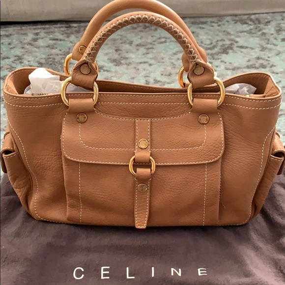 Celine Handbags - Authentic Celine Boogie Bag